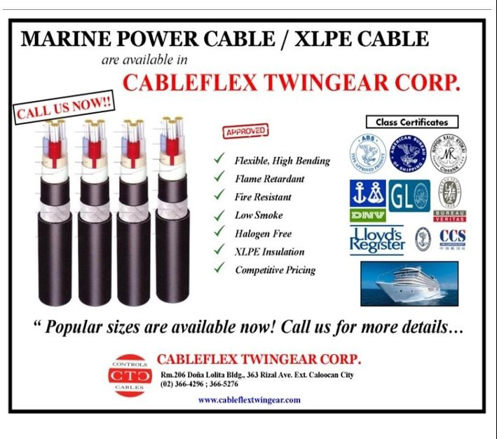 Cableflex Twingear Corp. - Home